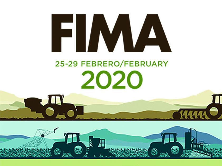 ¡Estamos en FIMA 2020, la feria Internacional de Maquinaria Agrícola