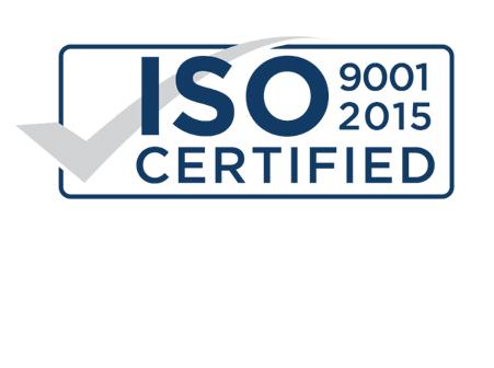Hemos obtenido la certificación bajo la norma  ISO 9001:2015